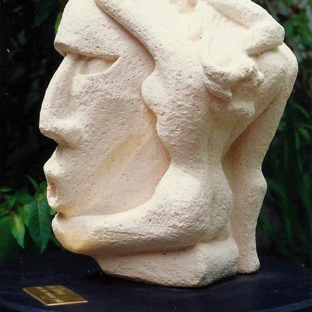 Escultura Desafio Cristina Sánchez