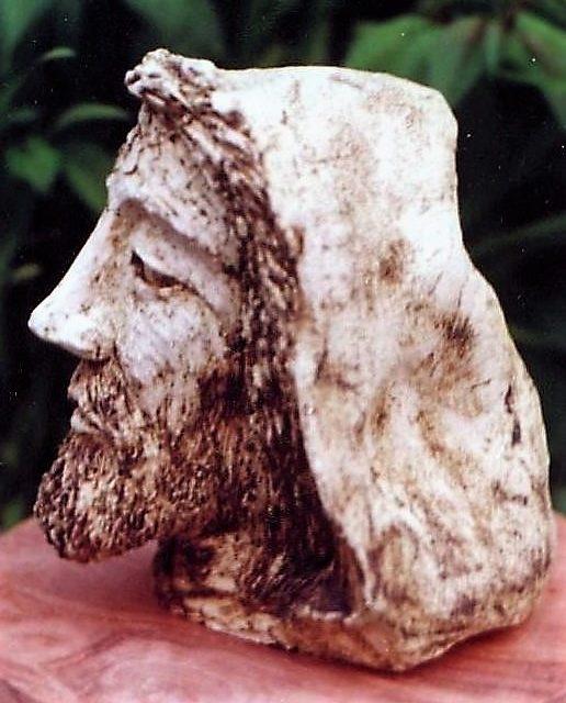 Escultura Cristo Cristina Sánchez