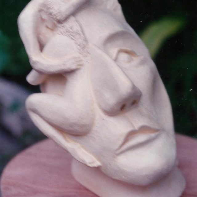 Escultura Rima Cristina Sánchez