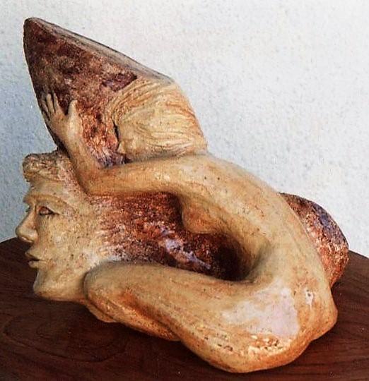 Escultura Adiós Cristina Sánchez
