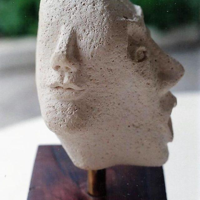 Escultura Sentimientos Cristina Sánchez