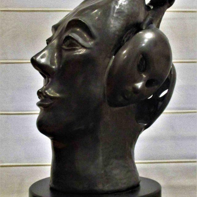 Escultura En Sociedad Cristina Sánchez