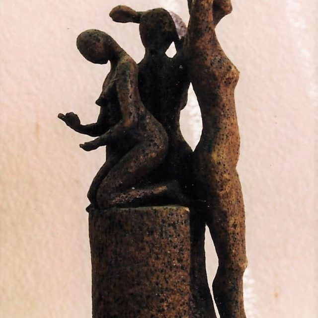 Escultura Tiempo de Mujer Cristina Sánchez