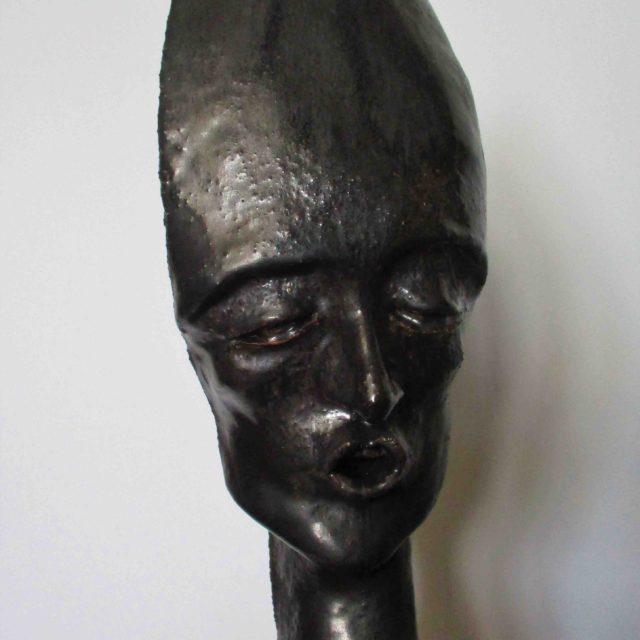 Escultura Dolor Cristina Sánchez