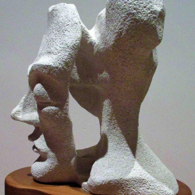 Escultura Espacios Cristina Sánchez