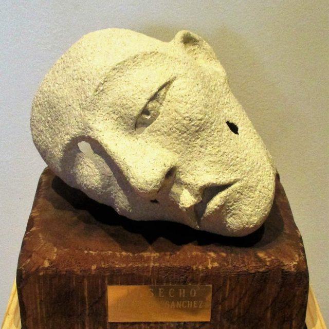 Escultura Desecho Cristina Sánchez