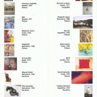 XXX Muestra Internacional y Multidisciplinar de Arte Contemporáneo