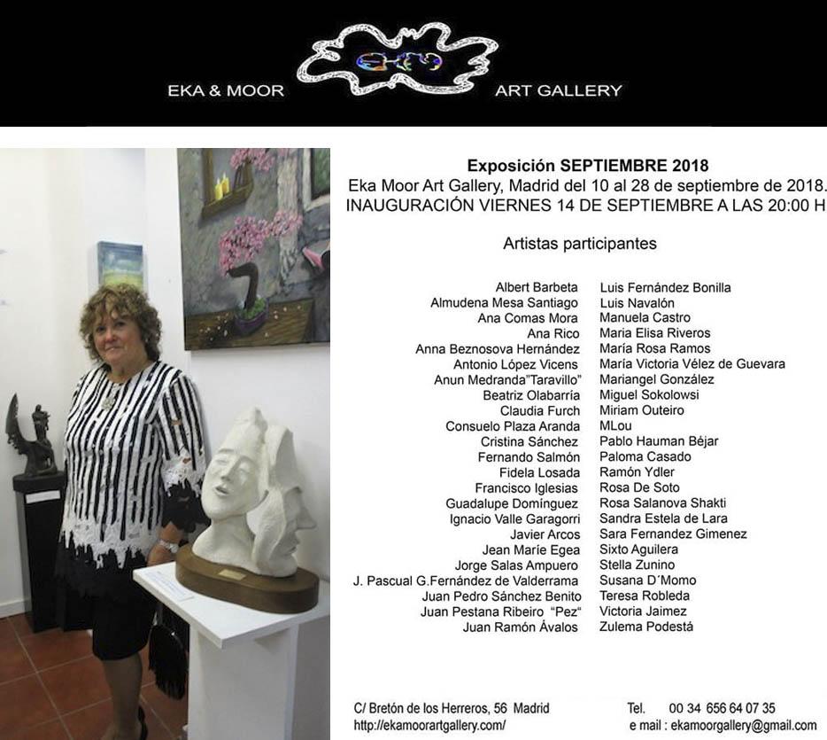 Eka y Moor Gallery