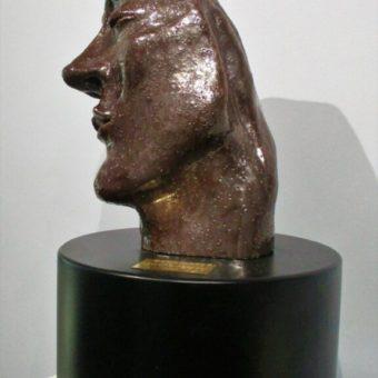 Escultura Durmiente Cristina Sánchez