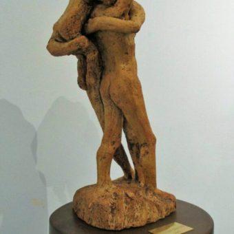Escultura Familia Cristina Sánchez