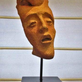 Escultura Pena Cristina Sánchez