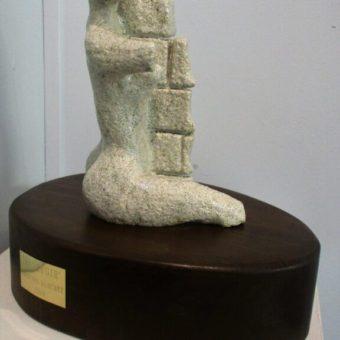 Escultura Resurgir Cristina Sánchez