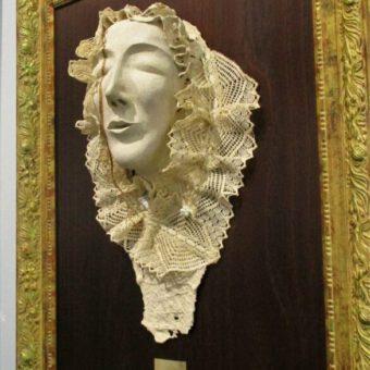Escultura Serena Cristina Sánchez