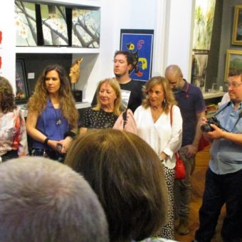 Exposición de la GALERÍA PRADO GOYART