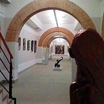Exposición XIII Salón de primavera de Valdepeñas