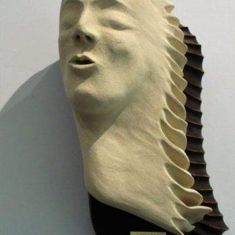 Escultura Etérea Cristina Sánchez